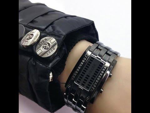 Водонепроницаемые мужские LED часы Skmei SK-0926. Зарядись по полной!