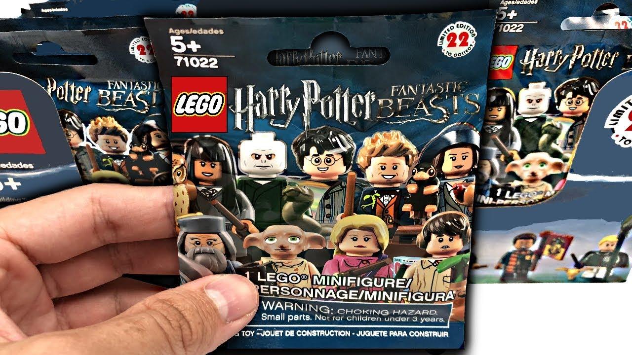 Lego Harry Potter Fantastic Beasts Minifigures 71022 Minifig BLIND BAG