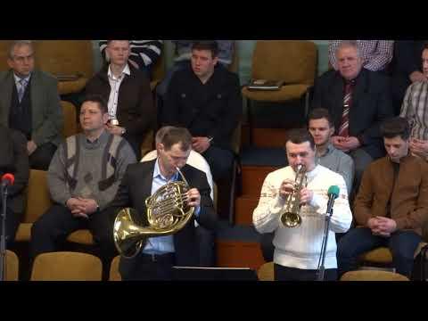 Музыкальное трио ЦЦ ЕХБ г. Кривой Рог - Под защитой твоих крыл
