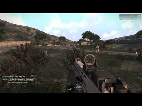 Arma 3 Showcase Combined Arms TrackIR 5 TPW Mods JSRS 2.0