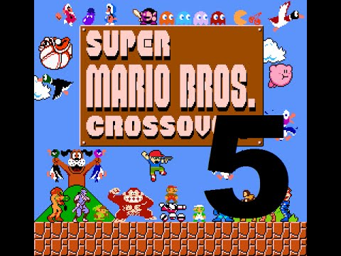 Funny Deaths | Super Mario Bros  Crossover [Part 5]