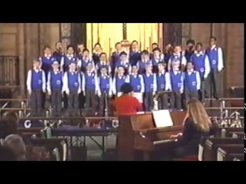Golden Gate Boys Choir and Bellringers Spring Concert 1993