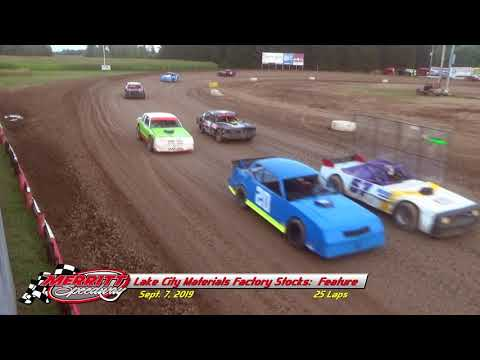 Merritt Speedway | Lake City Materials Factory Stocks | Sept 6-7, 2019