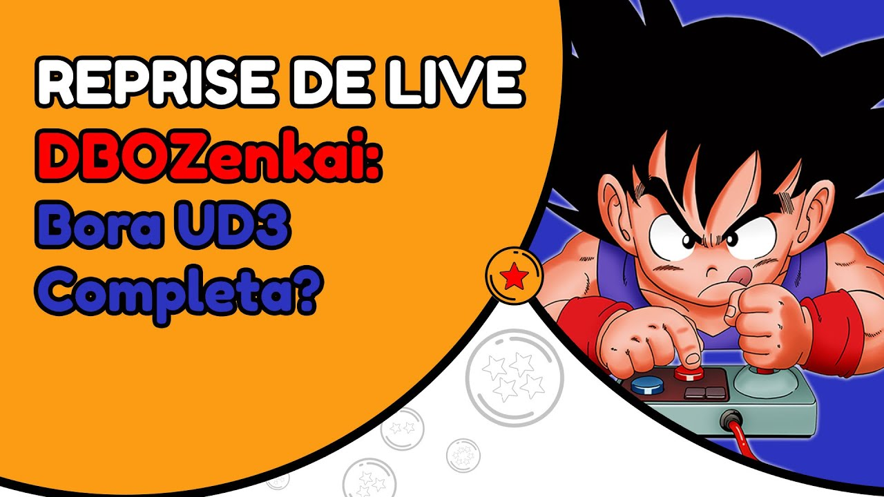 ✪ Dragon Ball Online Zenkai: Bora UD3 Completa? ✪