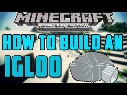 Image Result For How To Build An Igloo Minecraft