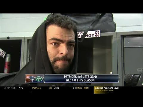 Kyle Van Noy S Reaction To Sam Darnold Seeing Ghosts Is Priceless