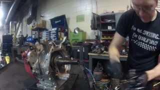 gx270 rebuild time lapse