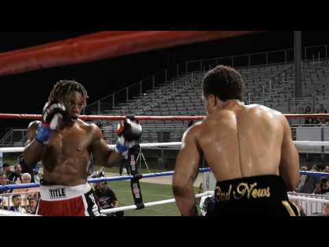 Brandyn Lynch  Pro Debut Highlights (TBN)