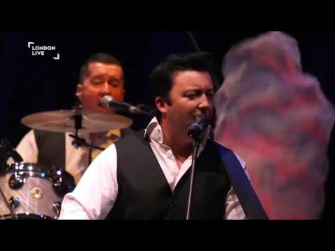 Clive John - Johnny Cash Roadshow Interviewed for London Live