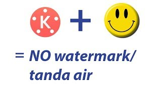 Cara menghilangkan Watermark/Tanda air pada aplikasi edit video