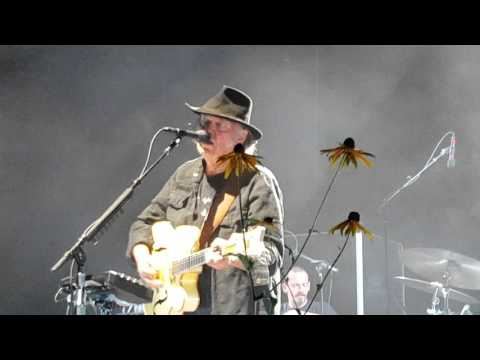 Neil Young Words Between the lines of age from Vancouver