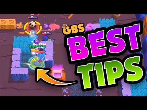 Best 15 Tips and Tricks for New Players Brawl Stars UP!