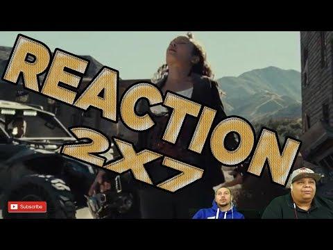 WESTWORLD 2X7 REACTION