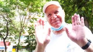HISTOIRE FOLLE : j'ai rencontré à Bucarest en ROUMANIE un abonné de 74 ans !