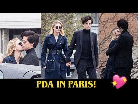 Cole & Lili OFFICIALLY DATING! 💖 PDA In Paris! #LOWI