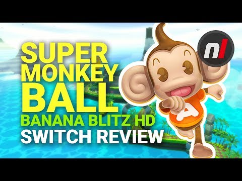 Super Monkey Ball Banana Blitz HD Nintendo Switch Review | Is It Worth It?