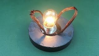 MAKE 100% Free Energy Generator With Magnet - Project​​ Science Experiment 2019
