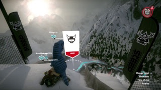 (Steep) doing random shit I love the ragdolling in this and the servers are back on