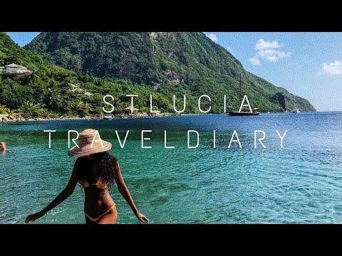 St.Lucia Travel Blog   Adventures of Bella