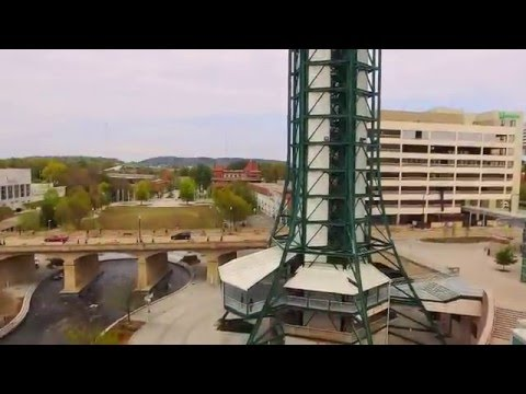Knoxville's Worlds Fair Park Sunsphere