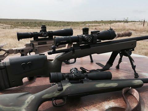 Brief History - USMC M40s