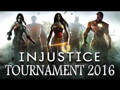 Injustice: Gods Among Us - Tournament 2016! [IGAU Online KOTH Tourney 2016]