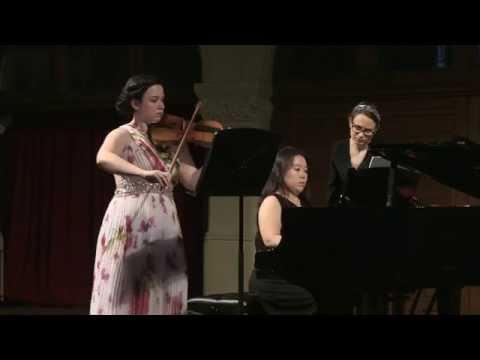 Mozart Violin Sonata in e minor K. 304: II. Tempo Di Minuetto