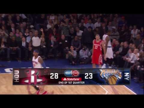 [11.14.13] Francisco Garcia - Buzzer Beating Three Pointer vs Knicks