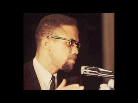 Mhenga Malcolm X: Speaks on Black History and Identity in Paris [1964]