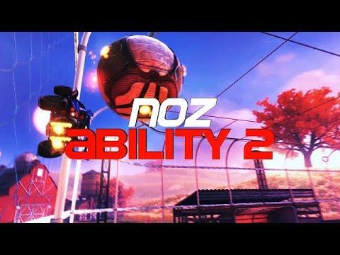 NOZ - ABILITY 2 (BEST GOALS, ESL MONTHLY ELITE)