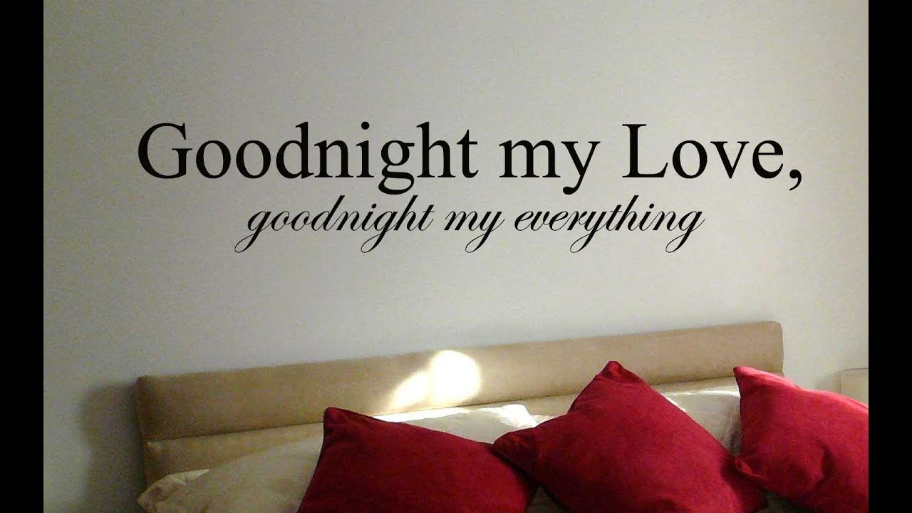 Romantic Good Night Messages Quotes Wishes Greetings For Himher