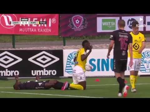 FCLahtiTV: Karjala ottelukooste: FC Lahti - KuPS 1-0 (0-0) 25.6.2018