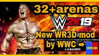Download New Mod Released Released Wr3d 2k20 Mod By Louis