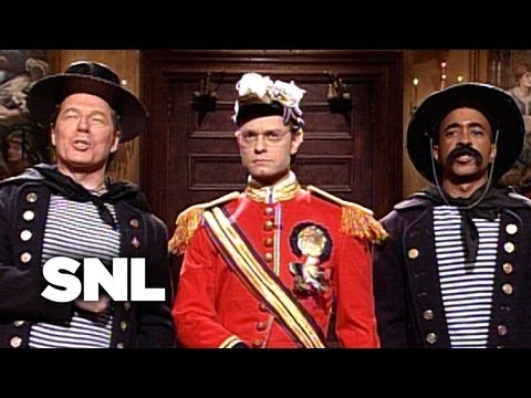 David Hyde Pierce Monologue - Saturday Night Live