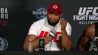 Fight Night Machida vs. Romero: Post-fight Press Conference