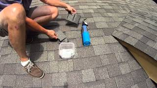 #417 Completed roof project walk-through