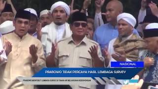 Prabowo Minta Lembaga Survey Pindah ke Antartika - JPNN.COM