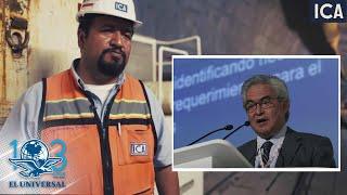 ICA quiere resurgir con Dos Bocas y Tren Maya