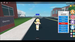 How to be A heartbreaker video musical//roblox nightcore