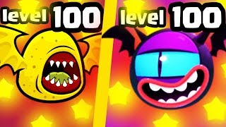 WHICH NEW HIGHEST LEVEL EVOLUTION IS STRONGER? (OVERPOWERED 9999+ ANIMAL) l Flyordie.io Update
