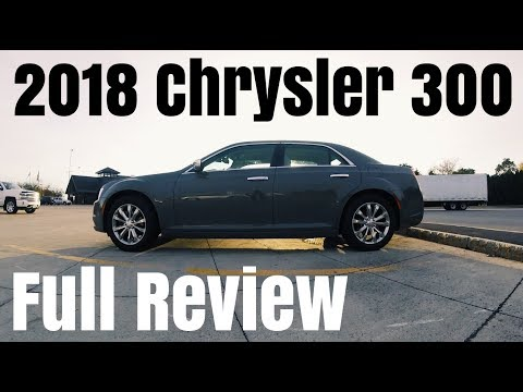 2018 Chrysler 300 0-60 / Road Test & Review