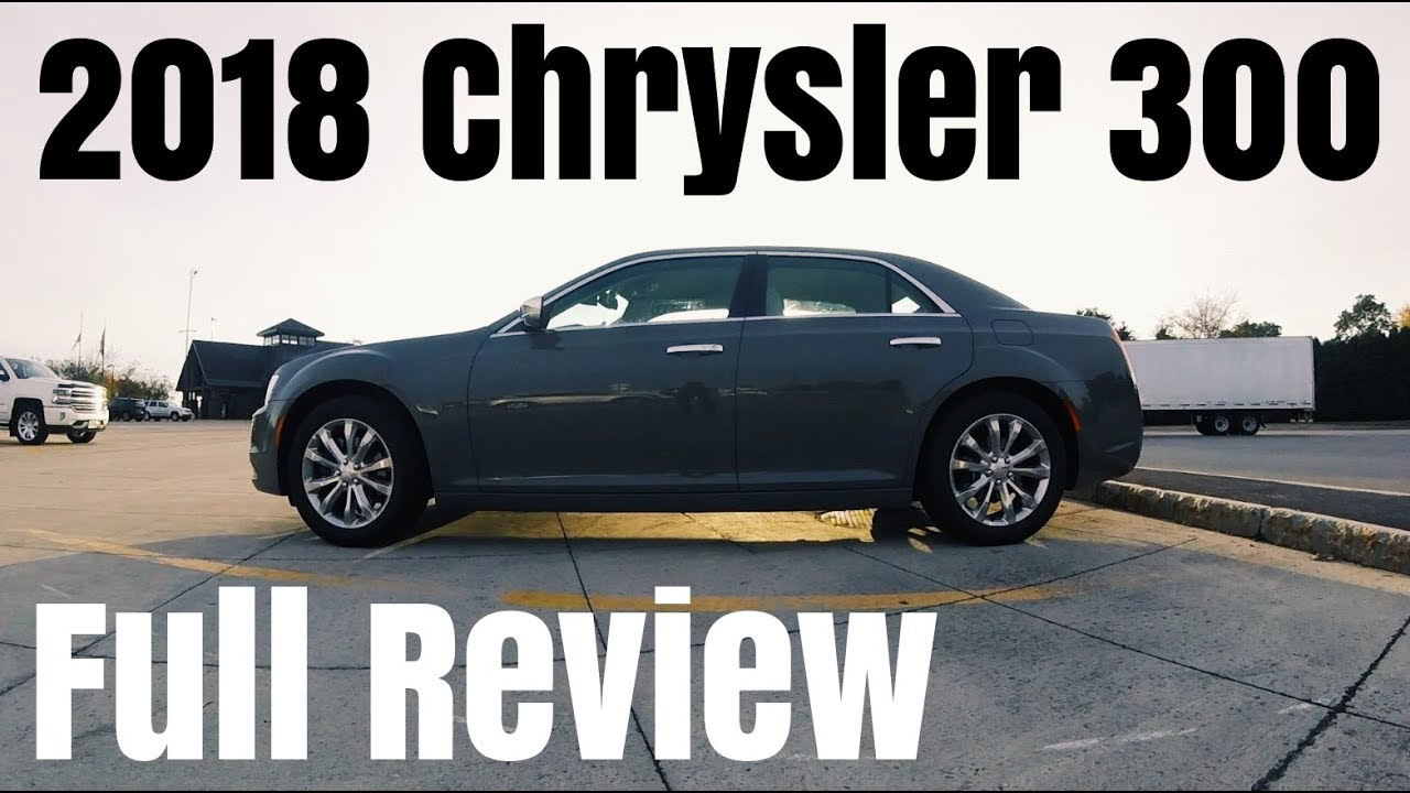 2018 Chrysler 300 0 60 Road Test Review