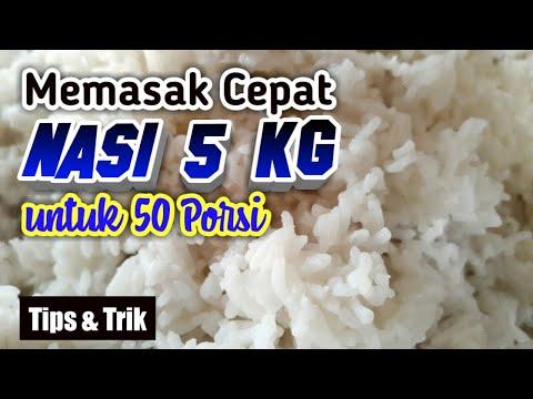 Nasi merupakan makanan pokok bagi masyarakat indonesia. Terlalu lembek atau terlalu keras terkadang membuat....
