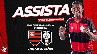 Flamengo x Resende AO VIVO na Fla TV   Carioca Sub-20 2020