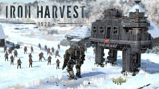 Iron Harvest – End of 2019 Gameplay