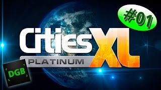 Cities XL Platinum - Tutorial/Gameplay [PT-BR] #1