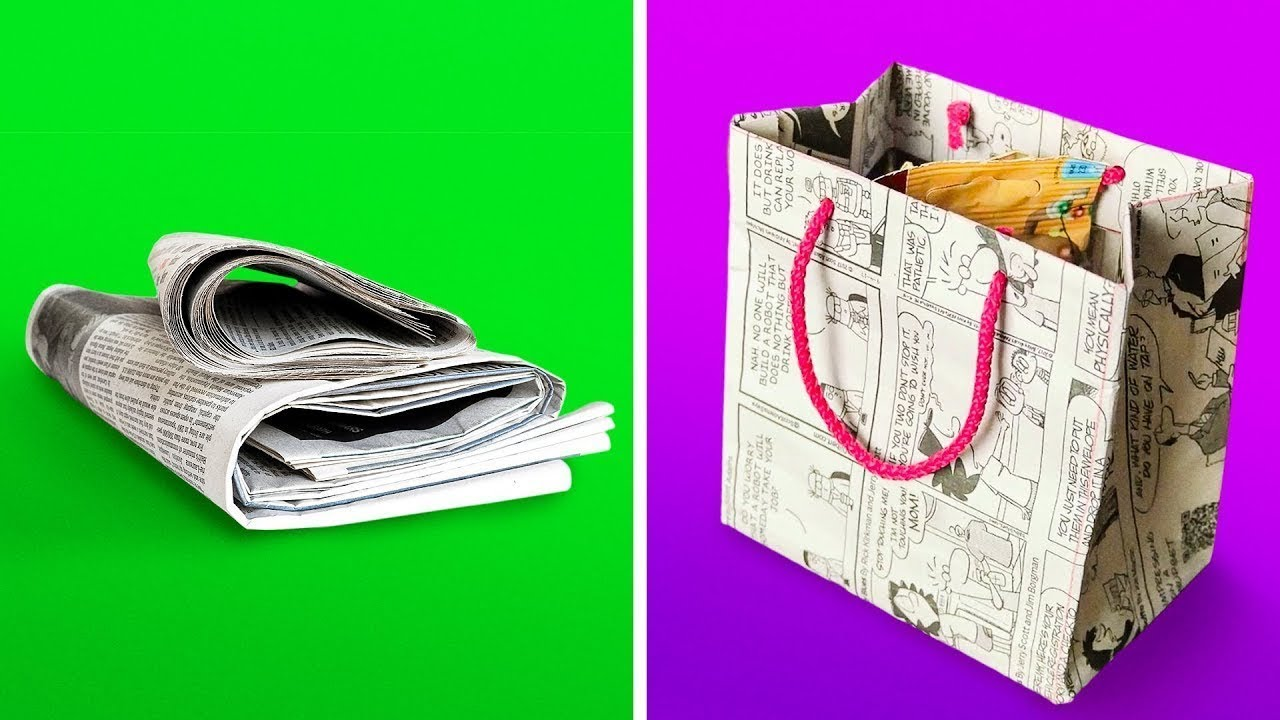 20 Proyectos Faciles De Reciclaje Para Ninos Youtube