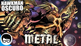 METAL - EL DRAGÓN DE BARBATOS - ORIGEN HAWKMAN OSCURO | Hawkman Found #1 | COMIC NARRADO