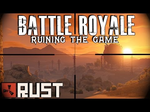 RUST: RUINING THE GAME - Battle Royale thumbnail