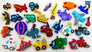 Transport Alphabet|ABC For Kids|ABC Cars & Transport|ABC Song|Alphabet with Transport Vehicles Name